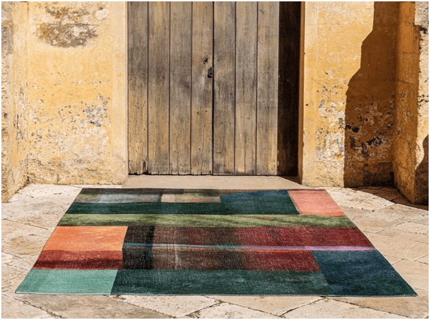 8 Amazing Geometric Rugs