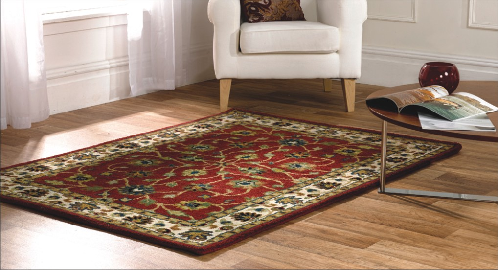 Why hand knotted rugs are in demand?