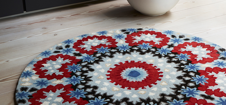Circle Rugs: Circle Rugs for great interiors