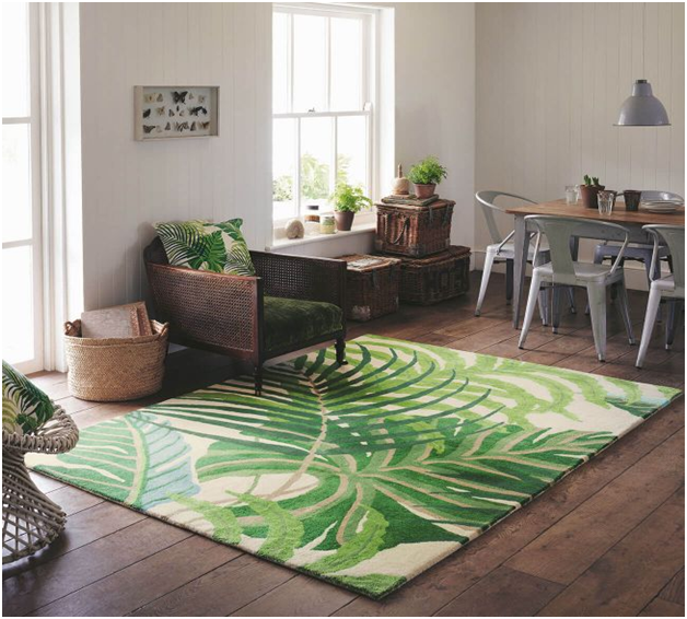 Bringing the spring into Your Home with Rugs