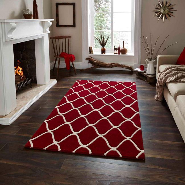 10 Common Material for Area Rugs