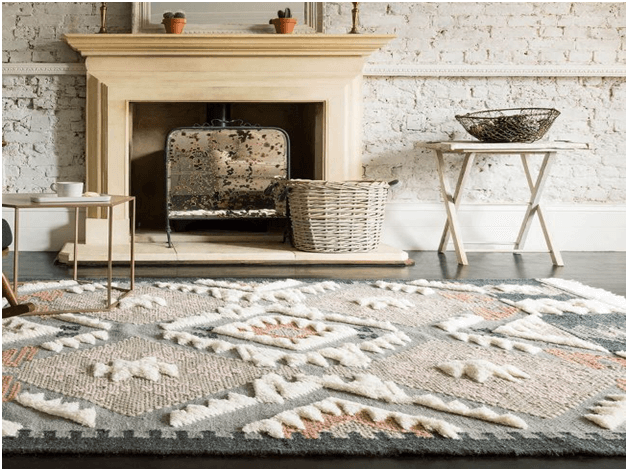 Geometric Area Rugs: Make a Statement without Saying a Word