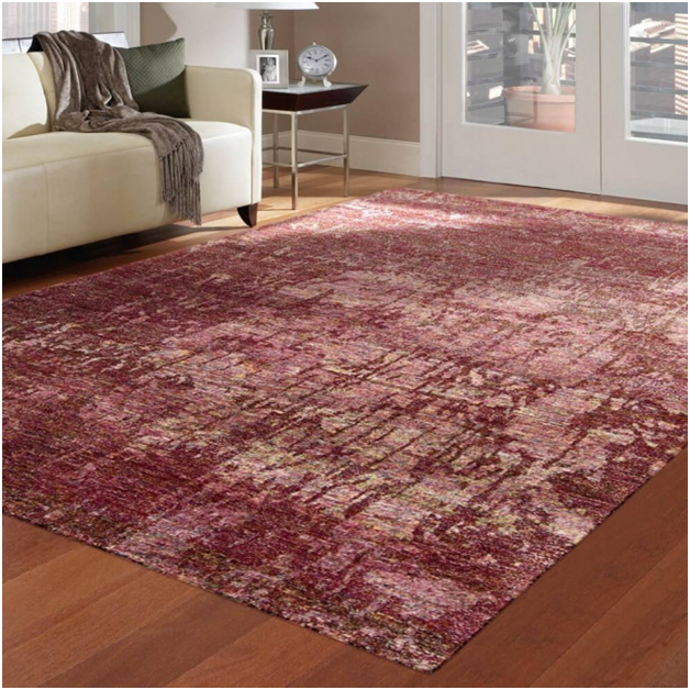 How to clean a Silk Rug