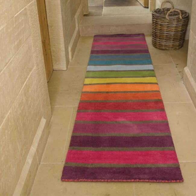 Tips on Buying a Runner Rug for Your Hallway