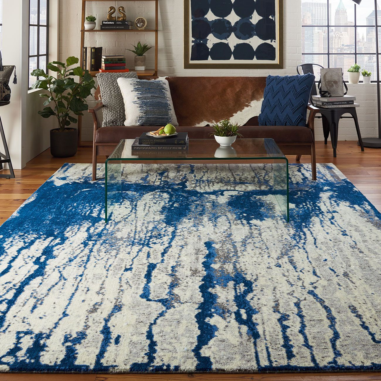 Top Five Rugs to Revitalize Your Living Room