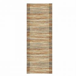 Galleria 079 0138 6888 Bordered Runner by Mastercraft