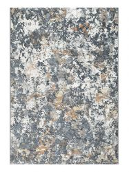 Canyon 052 - 0023 3616 Grey Abstract Contemporary Rug by Mastercraft