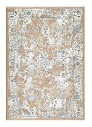 Canyon 052 - 0042 1616 Peach Persian Contemporary Rug by Mastercraft
