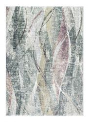 Canyon 052 - 0046 6464 Green Abstract Contemporary Rug by Mastercraft