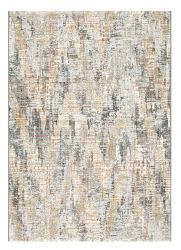Canyon 052 - 0053 3626 Terra chevron Contemporary Rug by Mastercraft