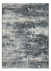 Canyon 052 - 0055 3535 Beige Abstract Contemporary Rug by Mastercraft