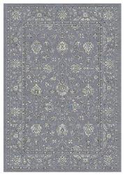 Da Vinci 057 0142 5656 Grey Traditional Rug by Mastercraft