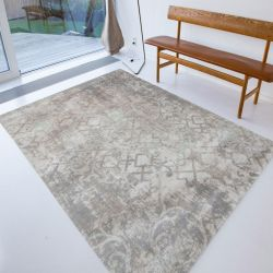 Fading World Babylon 8547 Sherbet Rug by Louis De Poortere