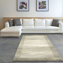 Galleria 063 0138 6282 Geometric Circle Rug by Mastercraft