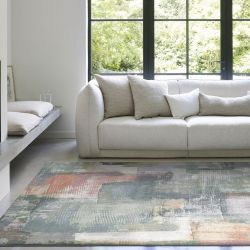 Galleria 063 0504 6626 Multi Abstract Rug by Mastercraft