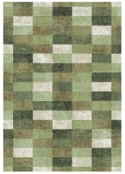 Galleria 063 0559 4444 Green Geometric Rug by Mastercraft