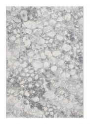 Galleria 063 0579 4747 Grey Pebbles Rug by Mastercraft