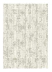 Galleria 063 0597 7565 Beige Geometric Rug by Mastercraft