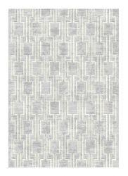 Galleria 063 0597 7969 Grey Geometric Rug by Mastercraft
