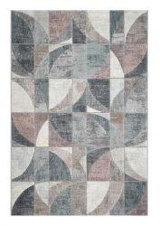 Galleria 063 0650 3747 Grey Abstract Rug by Mastercraft