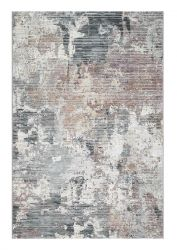 Galleria 063 0655 6747 Grey Abstract Rug by Mastercraft