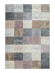Galleria 063 0675 4747 Pink Abstract Rug by Mastercraft