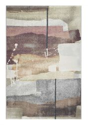 Galleria 063 0696 4747 Pink Abstract Rug by Mastercraft