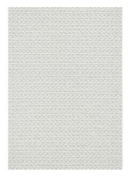 High Line 099 - 0103 3024- 96 Light Grey Flatweave Wool Rug by Mastercraft