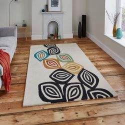Inaluxe Colour Fall IX05 Designer Rug by Think Rugs
