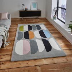 Inaluxe Composition IX06 Designer Rug by Think Rugs