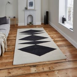Inaluxe Crystal Palace IX07 Designer Rug by Think Rugs
