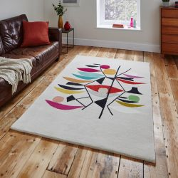 Inaluxe Shipping News IX10 Designer Rug by Think Rugs