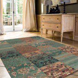 Kashqai 4327 400 Traditional Rug By Mastercraft