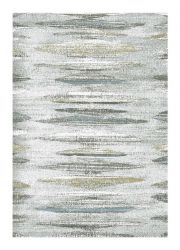 Liberty 034-0008 6151 Grey Abstract Contemporary Rug by Mastercraft