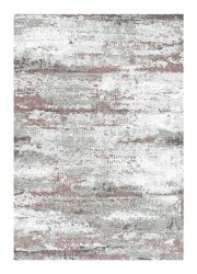 Liberty 034-0026 6111 Pink Abstract Contemporary Rug by Mastercraft