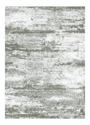 Liberty 034-0026 6171 Grey Abstract Contemporary Rug by Mastercraft