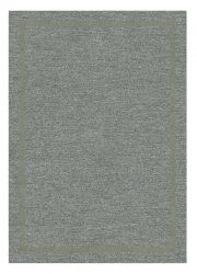 Liberty 034-0045 3171 Grey Bordered Contemporary Rug by Mastercraft