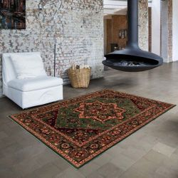 Kashqai 4354 401 Traditional Rug by Mastercraft