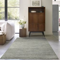 Nomad 026 - 0044 7242 Brown Abstract Modern Rug by Mastercraft