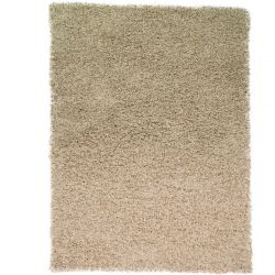 Nordic Cariboo Natural Mix Shaggy Rug By Flair Rugs