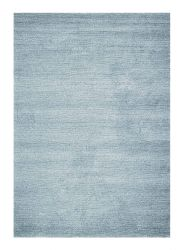 Skald 49001/8282 Blue Plain Rug by Mastercraft
