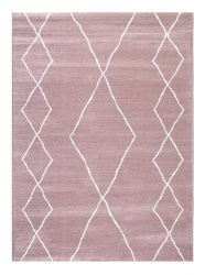 Skald 49007/1464 Pink Moroccan Rug by Mastercraft