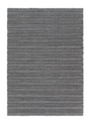 Tibba Midnight Modern Rug by Claire Gaudion