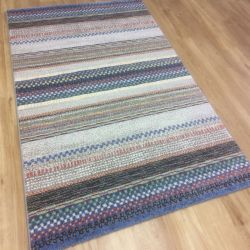 Woodstock 032 0932 6354 Striped Rug by Mastercraft