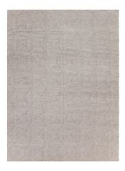 Zala Natural Geometric Rug by Claire Gaudion