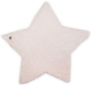102 White Soft Star Kids Rug by Tom Tailor