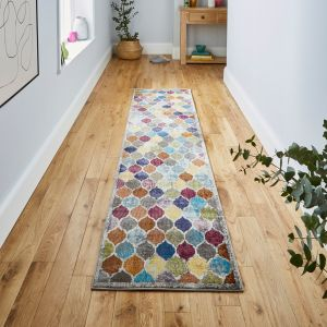 16th Avenue 35A Multi Runner by Think Rugs