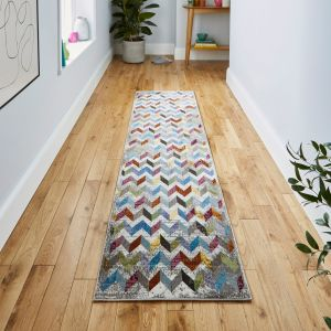 16th Avenue 36A Multi Runner by Think Rugs