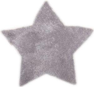 651 Grey Soft Star Kids Rug by Tom Tailor