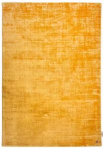 870 Shine Uni Gold Rug by Tom Tailor